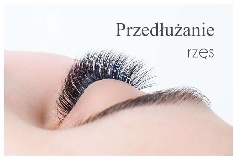 Przedłużanie rzęs Poznań